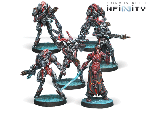 Infinity - Combined Army - Starter Pack - 401 Games