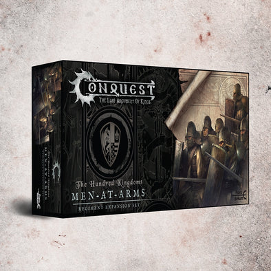 Conquest - Hundred Kingdoms - Men-at-Arms available at 401 Games Canada