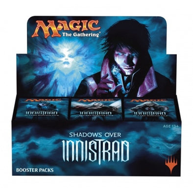 Buy MTG - Shadows over Innistrad - Japanese Booster Box and more Great Magic: The Gathering Products at 401 Games