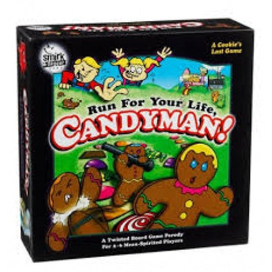 Run For Your Life, Candyman! - 401 Games