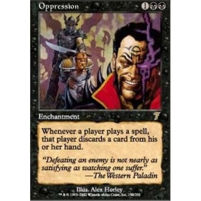 Oppression available at 401 Games Canada