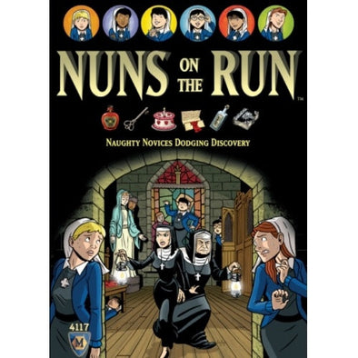 Nuns on the Run available at 401 Games Canada