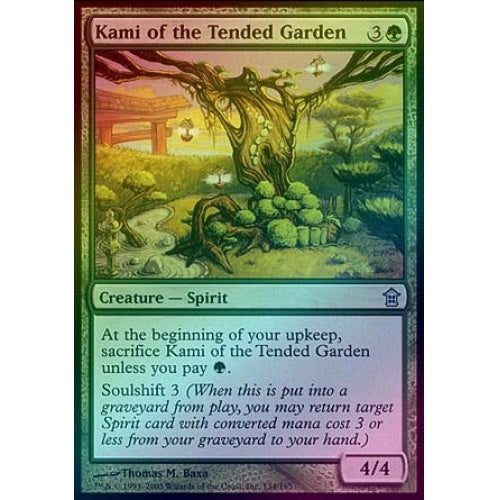 Kami of the Tended Garden (Foil) - 401 Games