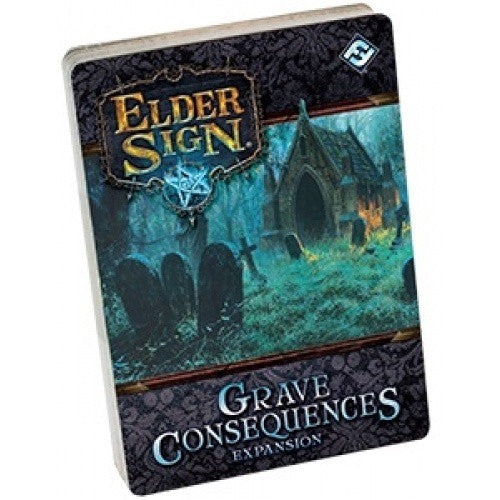 Elder Sign - Grave Consequences - 401 Games
