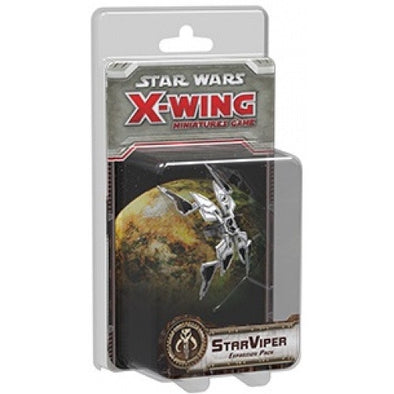 Buy X-Wing - Star Wars Miniature Game - StarViper and more Great Board Games Products at 401 Games