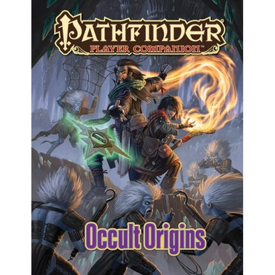 Pathfinder - Player Companion - Occult Origins - 401 Games