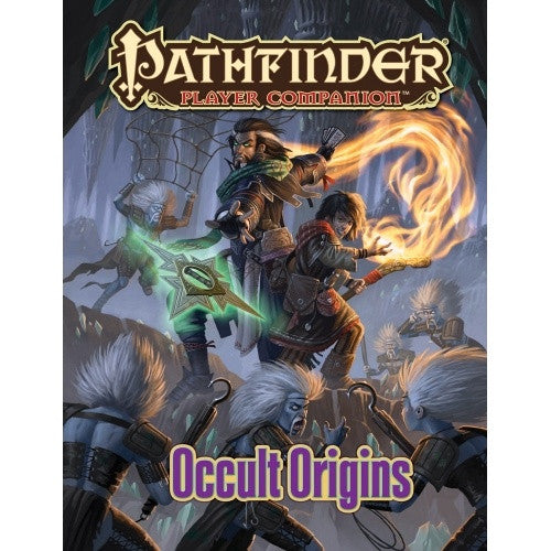 Buy Pathfinder - Player Companion - Occult Origins and more Great RPG Products at 401 Games