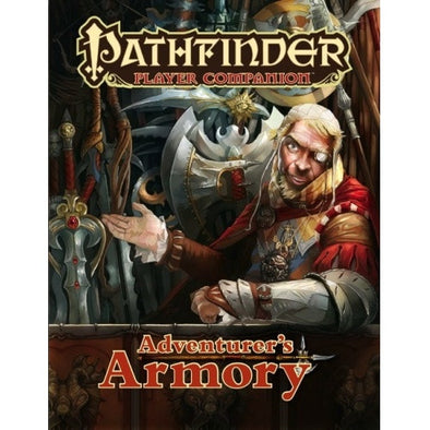 Pathfinder - Player Companion - Adventurer's Armory available at 401 Games Canada