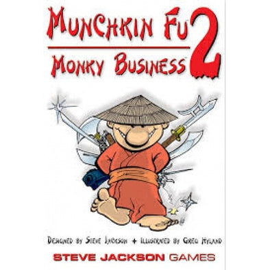 Munchkin Fu 2 - Monky Business available at 401 Games Canada