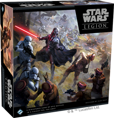 Star Wars: Legion (Pre-Order) - 401 Games