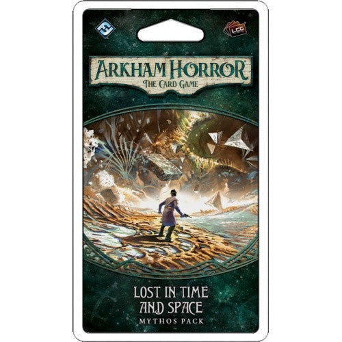Arkham Horror - The Card Game - The Dunwich Legacy 6 of 6 - Lost in Time and Space available at 401 Games Canada