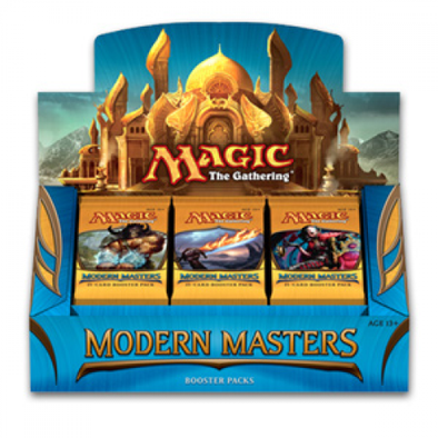 Buy MTG - Modern Masters 2013 - Booster Box and more Great Magic: The Gathering Products at 401 Games