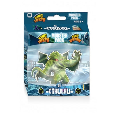 King of Tokyo/New York - Monster Pack - Cthulhu available at 401 Games Canada