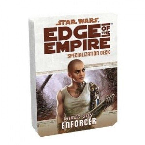 Star Wars: Edge of the Empire - Specialization Deck - Enforcer Hired Gun available at 401 Games Canada