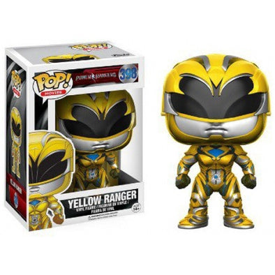Buy Pop! Power Rangers Movie - Yellow Ranger and more Great Funko & POP! Products at 401 Games