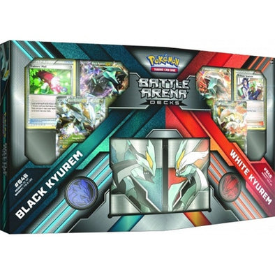 Pokemon - Battle Arena Deck - Black Kyurem vs White Kyurem - LIMIT 1 PER CUSTOMER available at 401 Games Canada