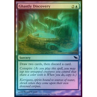 Ghastly Discovery (Foil) - 401 Games