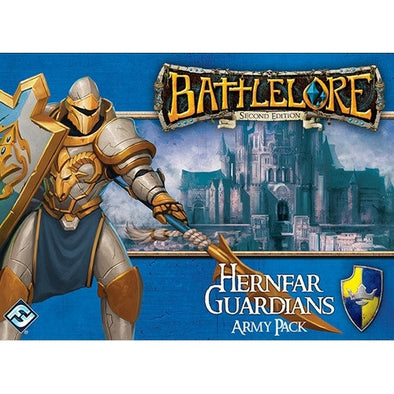 Battlelore - 2nd Edition - Hernfar Guardians Army Pack - 401 Games