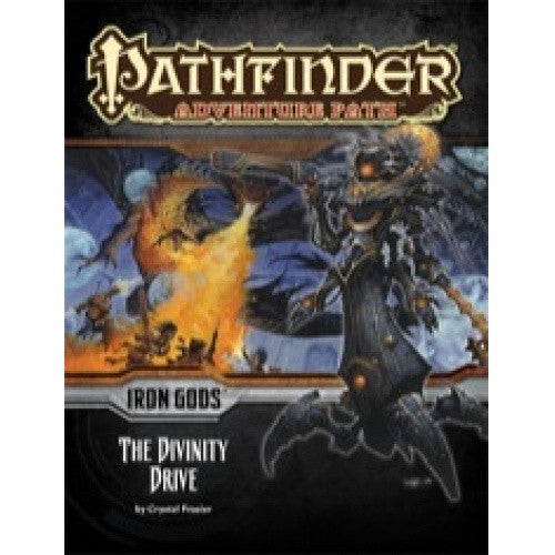 Pathfinder - Adventure Path - #90: The Divinity Drive (Iron Gods 6 of 6) - 401 Games
