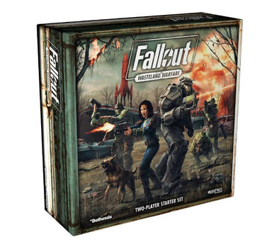 Buy Fallout - Wasteland Warfare and more Great Tabletop Wargames Products at 401 Games
