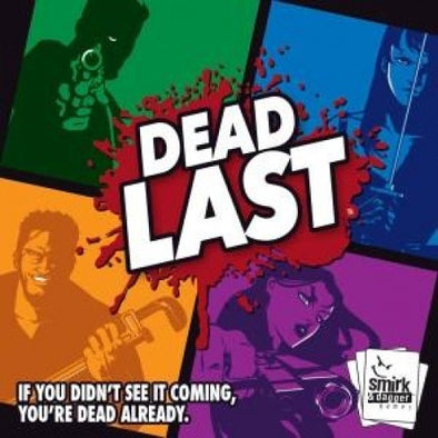Dead Last Card Game - 401 Games
