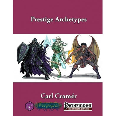 Buy Pathfinder - Prestige Archetypes and more Great RPG Products at 401 Games