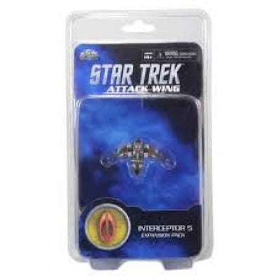 Star Trek Attack Wing Interceptor 5 Expansion Pack - 401 Games