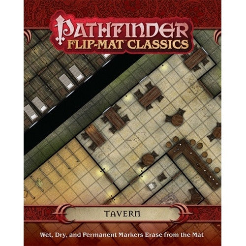 Pathfinder - Flip Mat - Classics: Tavern available at 401 Games Canada