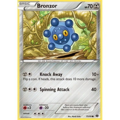 Bronzor - 75/99 (NXD075) available at 401 Games Canada