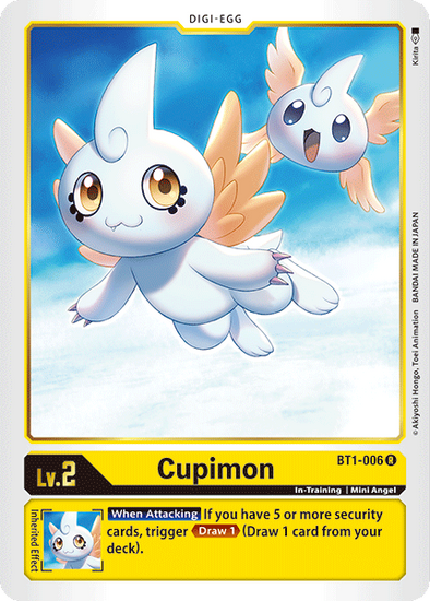 Cupimon (BT1-006) available at 401 Games Canada