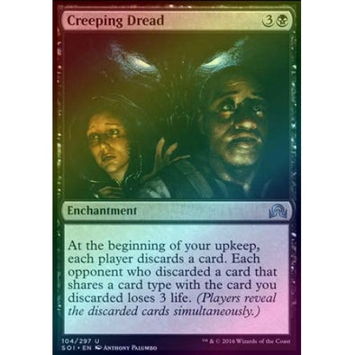 Creeping Dread (Foil) - 401 Games