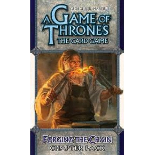 Game of Thrones Living Card Game - Forging the Chain - 401 Games