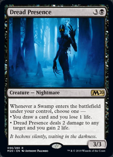 Dread Presence (M20) - 401 Games