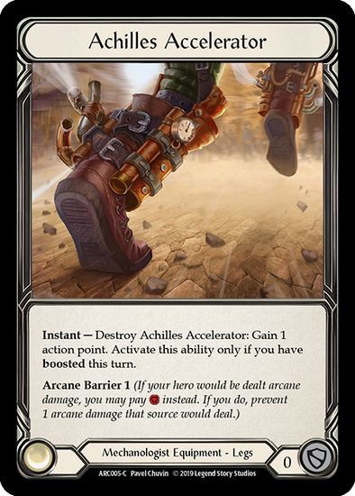 Achilles Accelerator (ARC005) available at 401 Games Canada