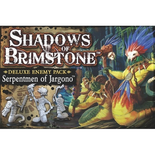 Shadows Of Brimstone - Serpentmen of Jargono
