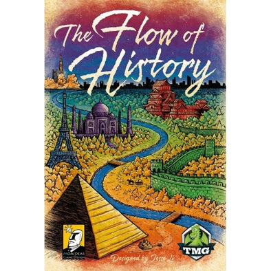 The Flow of History (Pre-Order 2017) - 401 Games