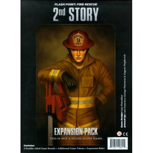 Flash Point - Fire Rescue - 2nd Story - 401 Games