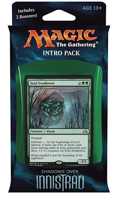 Buy MTG - Shadows over Innistrad - Intro Pack - Horrific Visions and more Great Magic: The Gathering Products at 401 Games