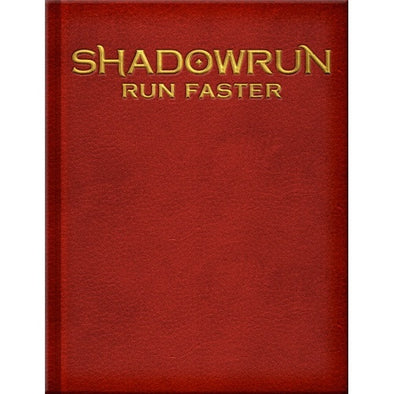 Buy Shadowrun 5th Edition - Run Faster [Limited Edition] and more Great RPG Products at 401 Games