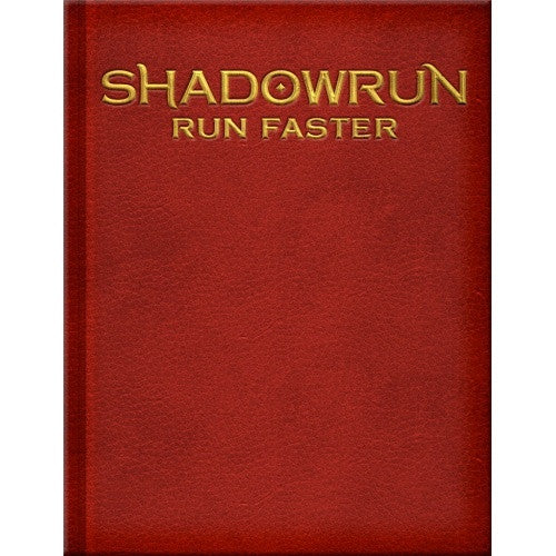 Shadowrun 5th Edition - Run Faster [Limited Edition] - 401 Games