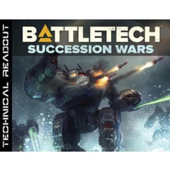 Battletech - Technical Readout: Succession Wars available at 401 Games Canada