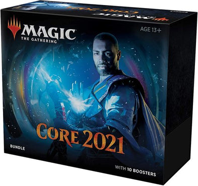 MTG - Core Set 2021 - Bundle (Pre-Order) - 401 Games