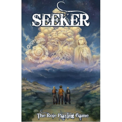 Seeker - Core Rulebook - 401 Games