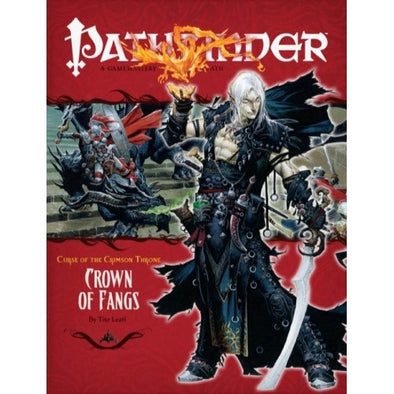 Pathfinder - Adventure Path - #12: Crown of Fangs (Curse of the Crimson Throne 6 of 6) - 401 Games