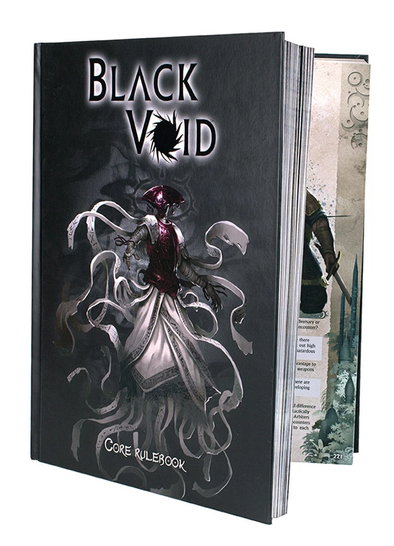 Black Void - Core Rulebook - 401 Games
