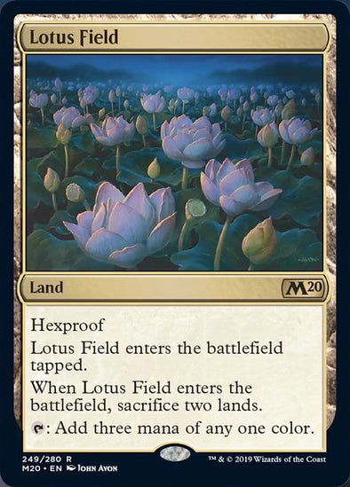 Lotus Field (M20) - 401 Games