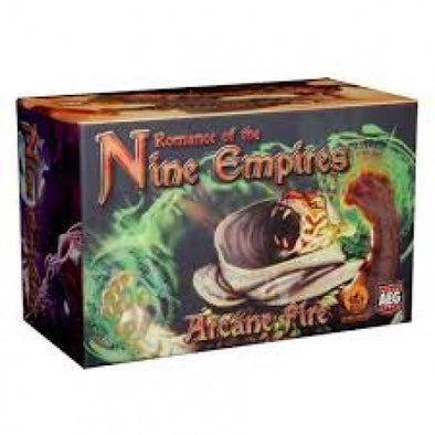 Buy Romance of the Nine Empires: Arcane Fire and more Great Board Games Products at 401 Games