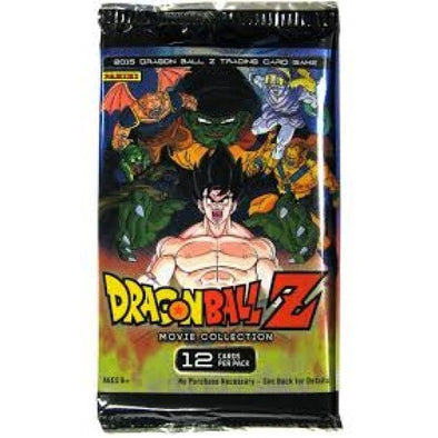 Buy TCG Dragonball Z - Movie Collection - Booster Pack and more Great Dragonball Z Products at 401 Games