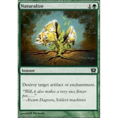 Naturalize available at 401 Games Canada
