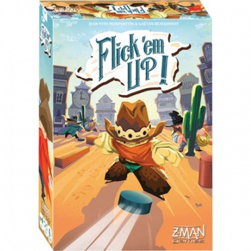Flick 'em Up! - Plastic Edition - 401 Games